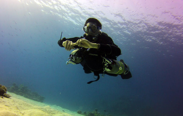 Sidemount-Course