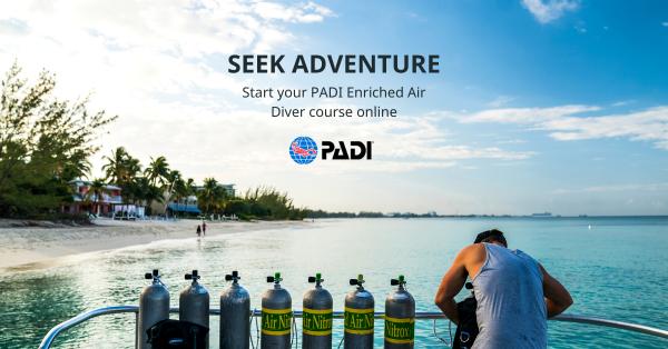 enriched air diver eLearning banner